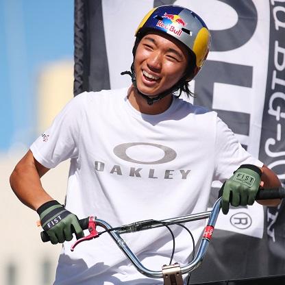 新種目BMXフリースタイルの金メダルに挑む中村輪夢。大ケガを乗り越え夢をつかむ