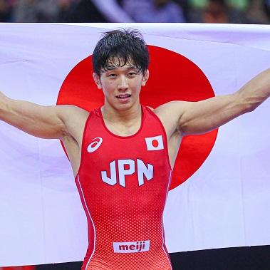 男子フリースタイル65kg級・乙黒拓斗は、その「異次元」のレスリングで初の五輪での栄冠をつかめるか
