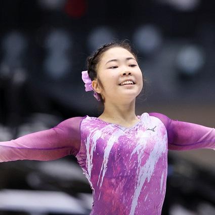 体操女子代表争いで飛び出した新星・相馬生(うい)
