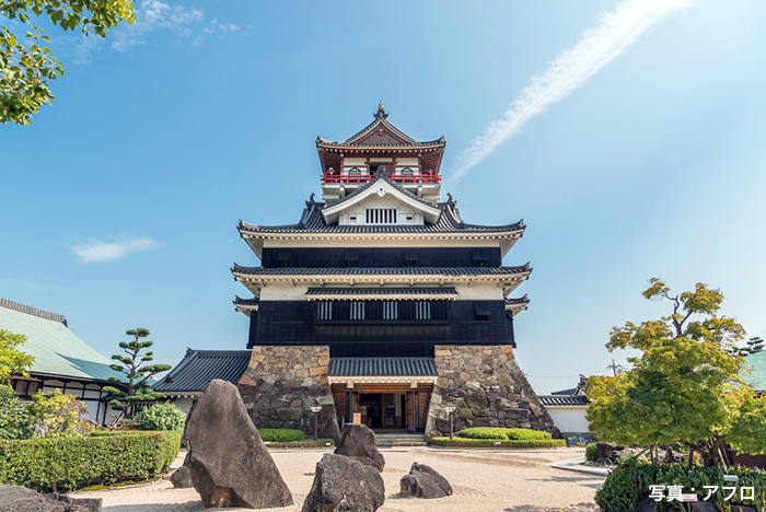 織田信長の正式な後継者を決める「清須評定」が行われたと言われる清洲城