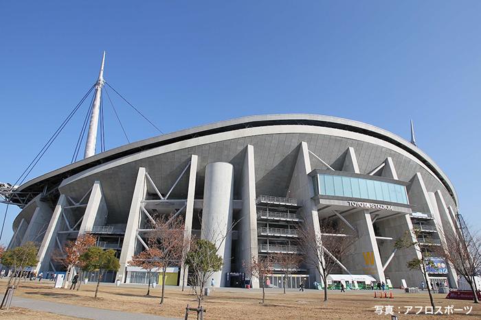 サッカー・ラグビーなどでドラマを生んでいる豊田スタジアム