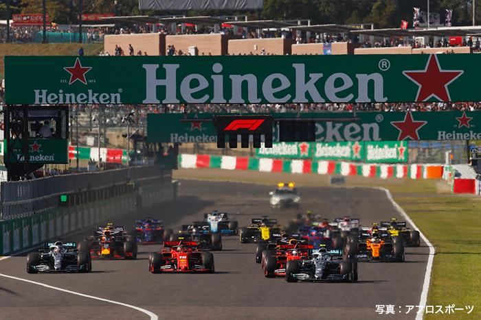 F1日本グランプリも開催される鈴鹿サーキット