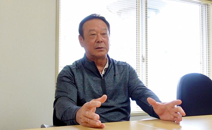 1984年ロサンゼルス五輪 体操男子鉄棒 金メダリストの森末慎二さん