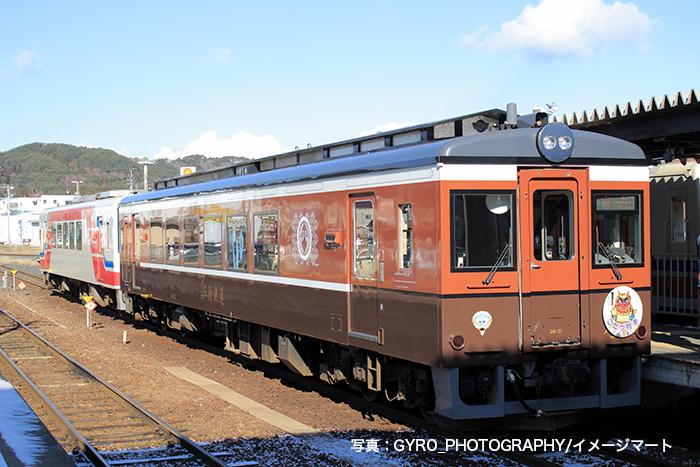 三陸鉄道で人気の高い観光列車「こたつ列車」