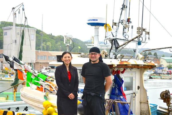 東京出身・元看護師。バリキャリ女性が漁業の町に嫁いだら......