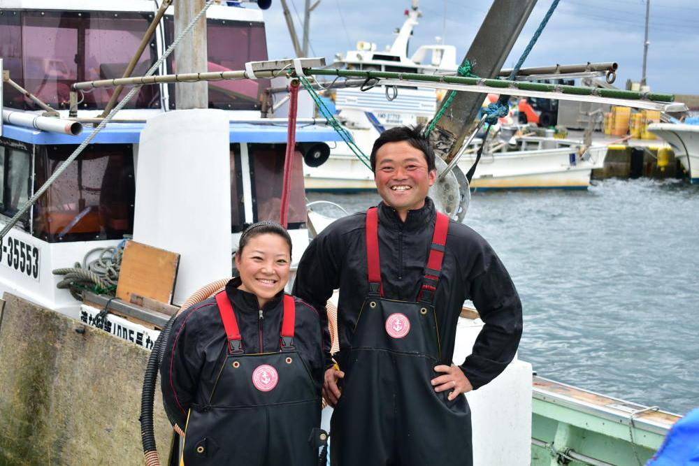 身長150cm・元介護職。ほのぼの系女性が生命力強い系漁師に嫁いだら......