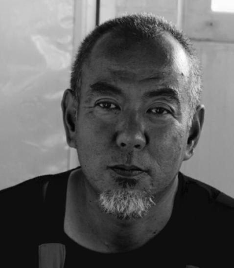 金城浩二氏の写真