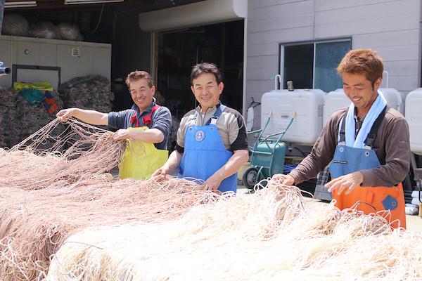 【石巻湾/海苔養殖】双子の海苔漁師の挑戦。若いチームを養殖します!
