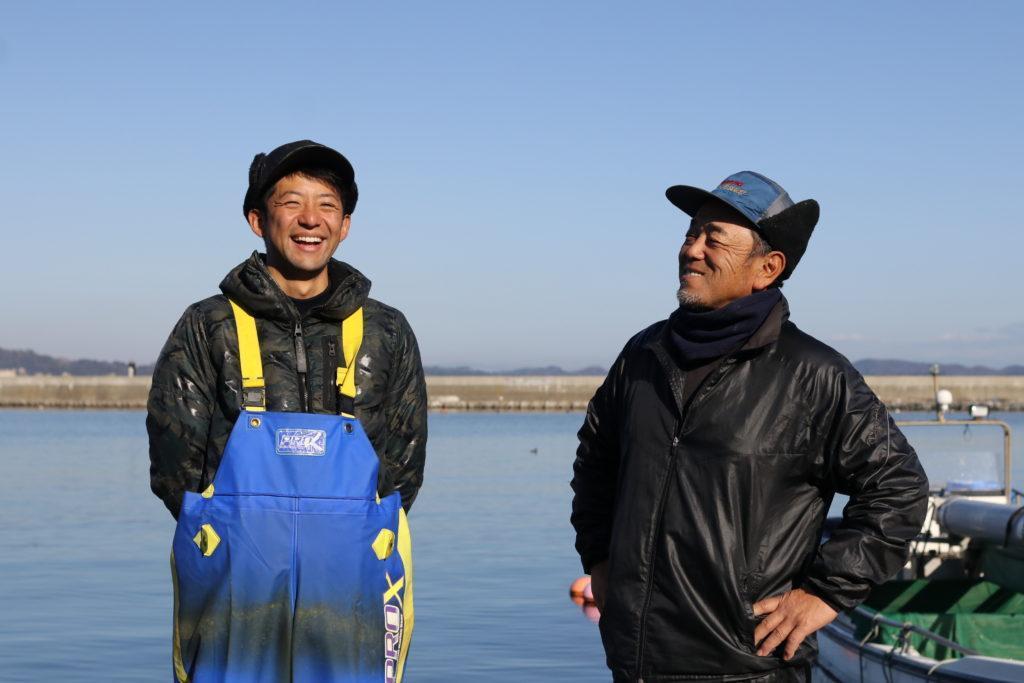 ライバルと協業したら、単価は倍に、体は楽に。海苔漁師の働き方改革