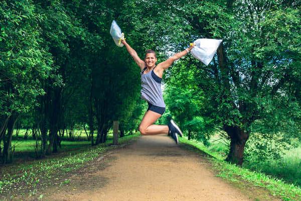 ジョギングしながらごみ拾いする「Plogging」スウェーデン生まれのシンプルなアクションが世界で反響