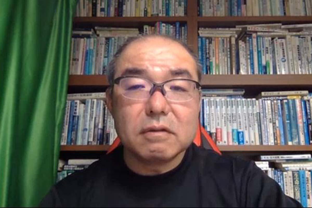 大河内博教授