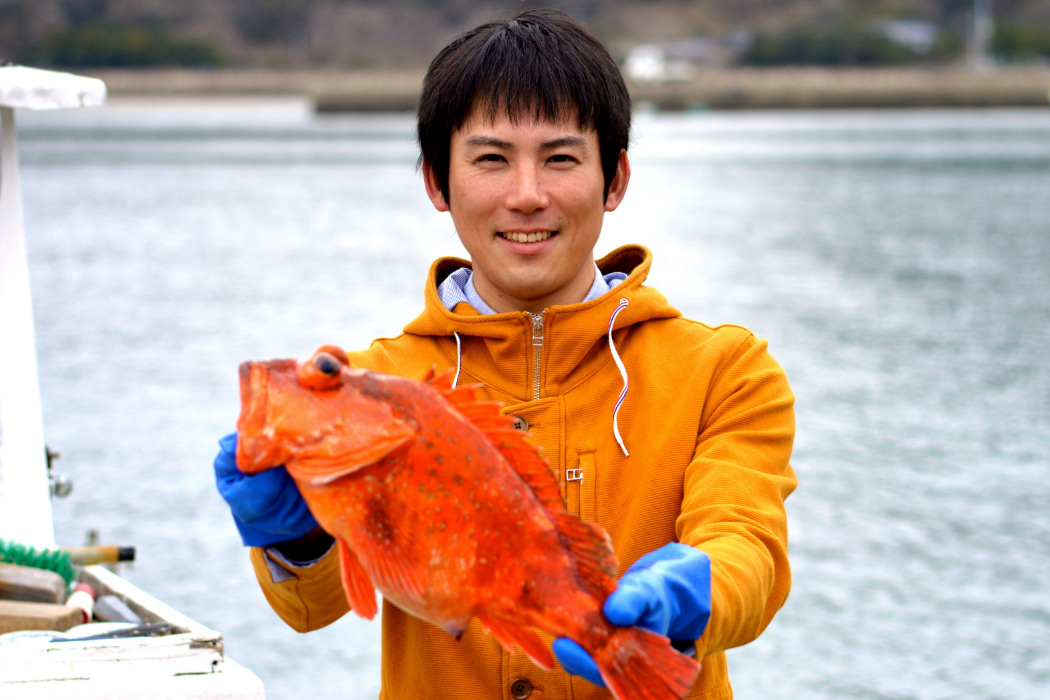海洋物理研究者から漁業の現場へ。持続可能な水産業の実現を目指して。