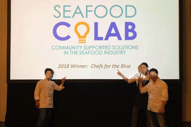SPECIALインタビュー|シェフの力で海を守る 「Chefs for the Blue」 石井真介リードシェフ