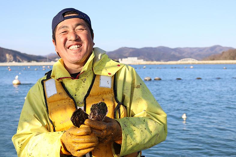 笑う門に愛がある! 本田家、漁師募集。