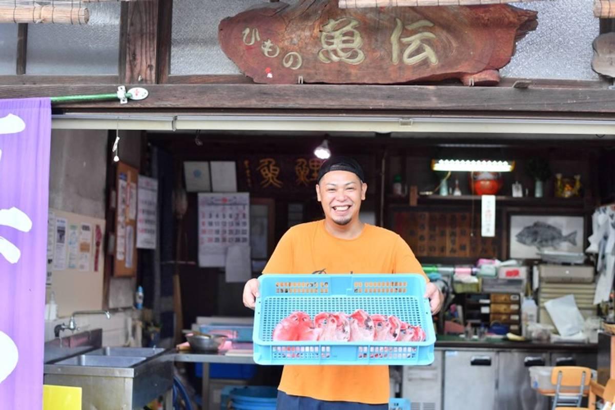 救世主は干物? 神奈川初の過疎地、美しき港町「真鶴」ではじまった干物屋の挑戦を知ってほしい