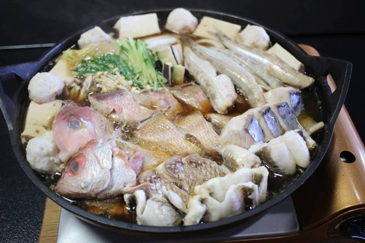 """「魚のすき焼き」がこんなに美味しい訳がない…!島根の""""一日漁""""が生んだ知られざる魚食文化"""