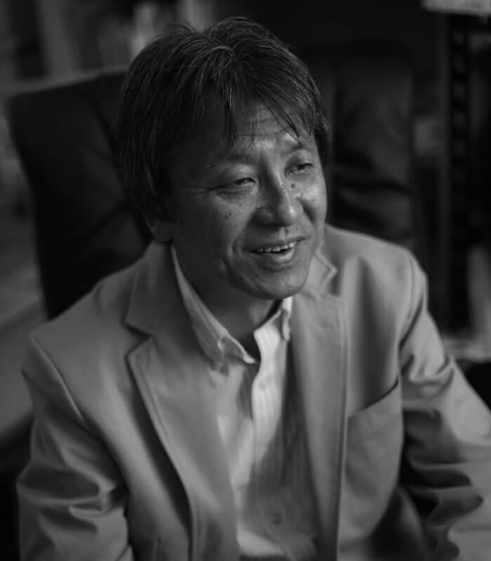 高田秀重氏の写真
