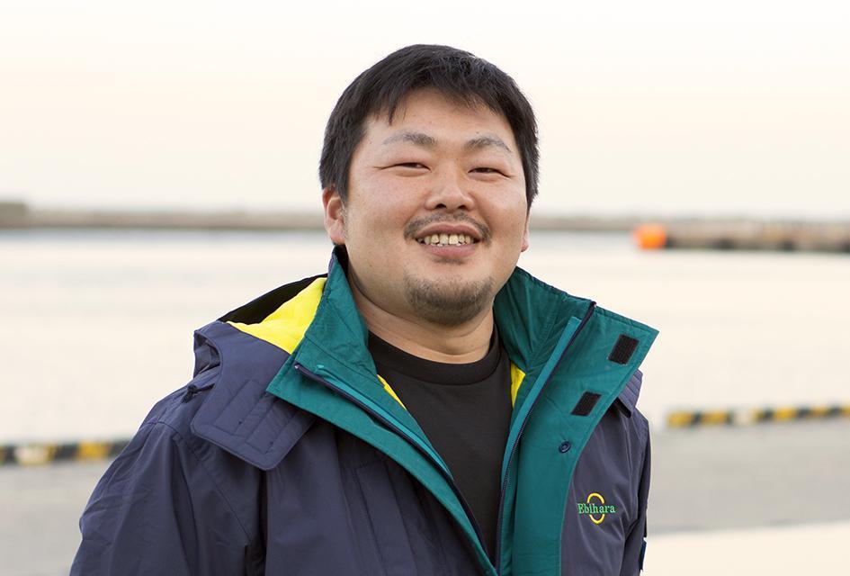 力を合わせて、安定した漁業経営を目指す。漁と加工、どちらもやるから見えること。
