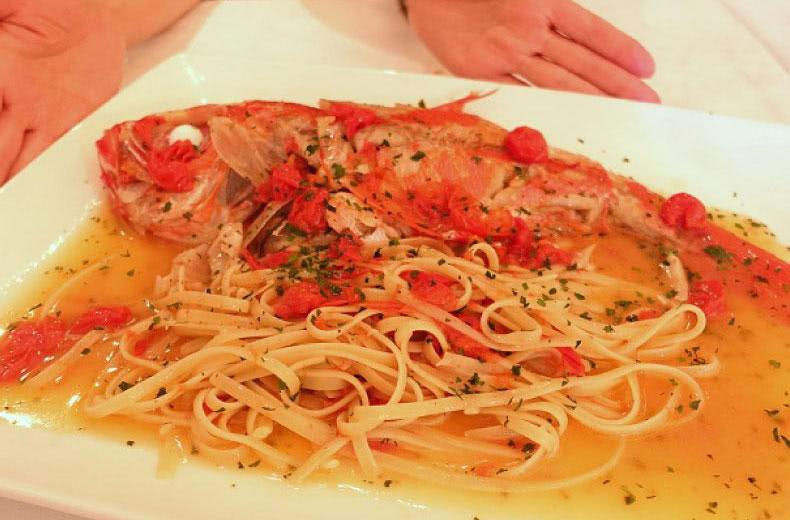 漁師が腕を振るう赤坂の南イタリア料理店 赤坂「La scogliera(ラ・スコリエーラ)」|ハヤシコウの「行かねば損する東京のイタリアン」