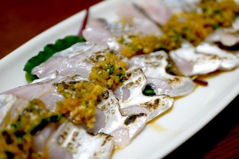 釣魚とからすみ炒飯を狙え! 池ノ上「光春(コウシュン)」|サトタカの「行かねば損する東京の中華料理店」