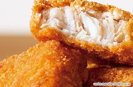 白身魚フライの「白身魚」の正体とは?