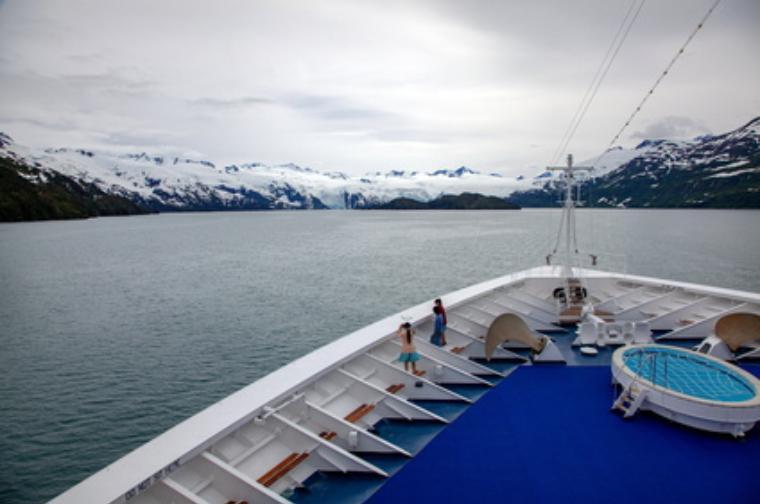 海外の漁船
