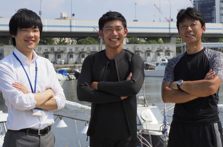 博多湾の魚が海底ごみでピンチ。解決のために行政、ダイバー、漁業者が連携。