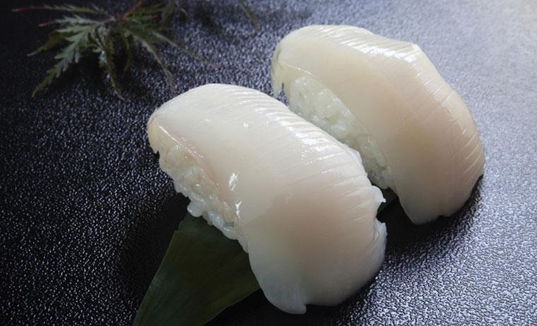 イカのお寿司