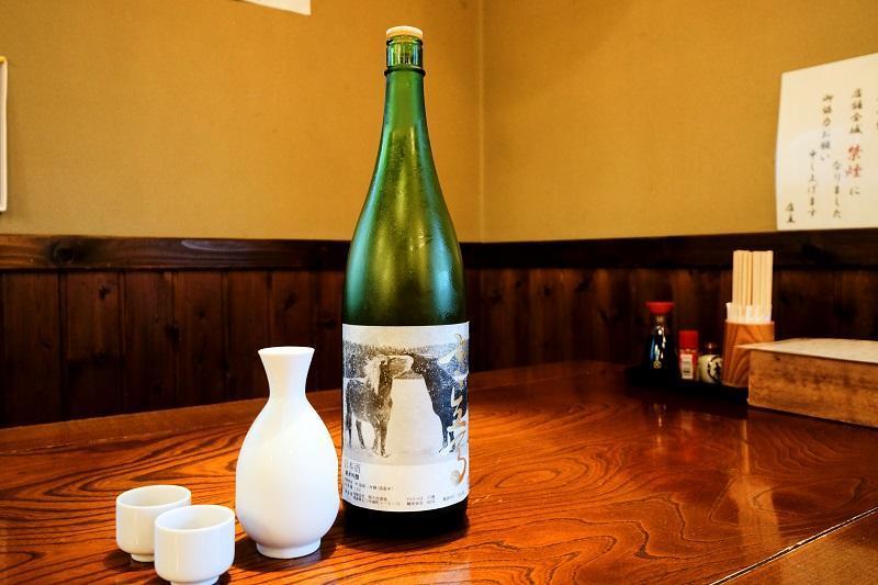 日本酒とお猪口