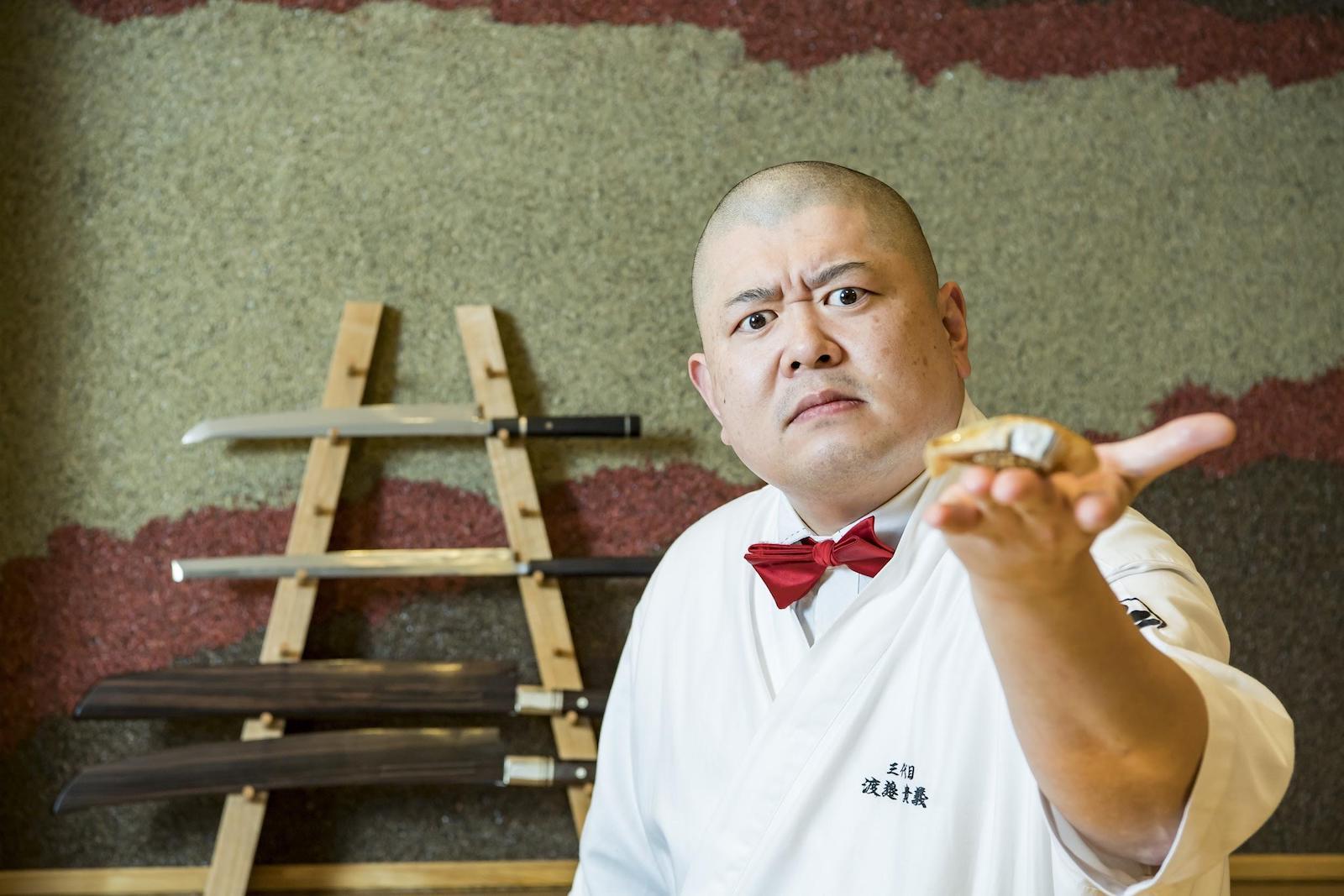 「北九州で、世界と戦う」インスタフォロワー2.8万人! 新時代のすし屋の魅せ方