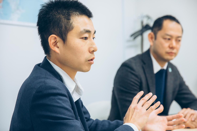 鈴木さんと山本さん