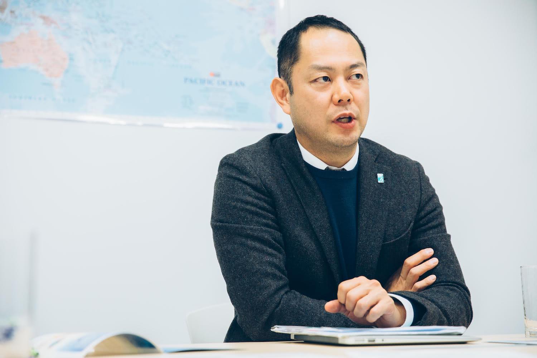 ASC(水産養殖管理協議会)・山本さん