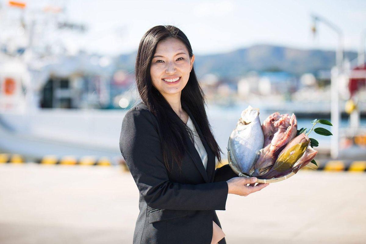 女性の強みを生かした元看護師・漁師妻の働き方改革