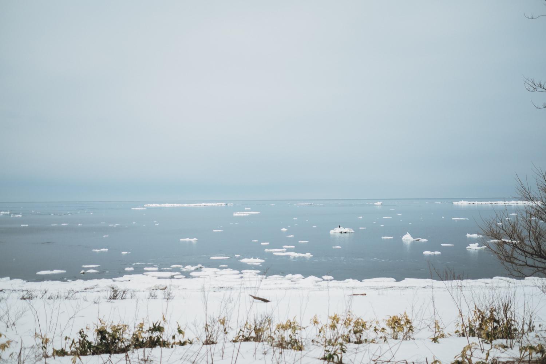 オホーツクの海