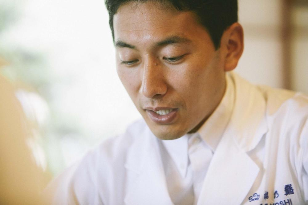 手塚さんの顔写真
