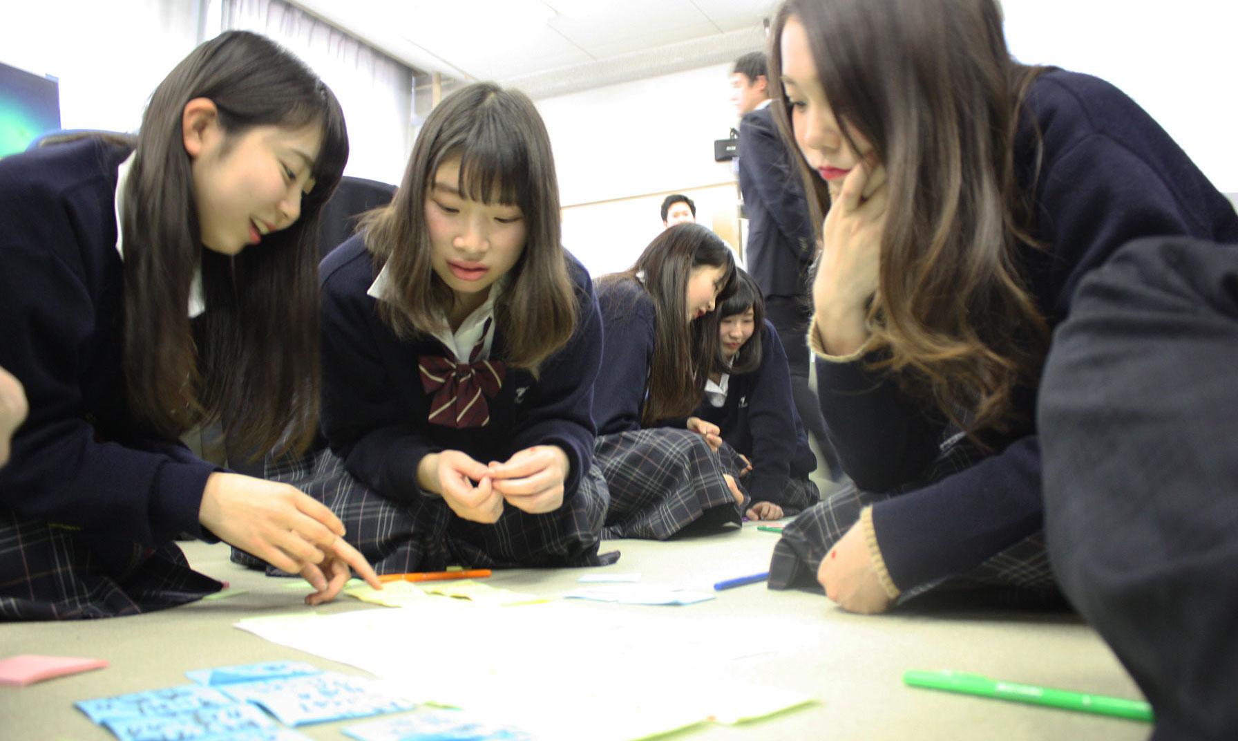 大阪府立北摂つばさ高校イベントレポート