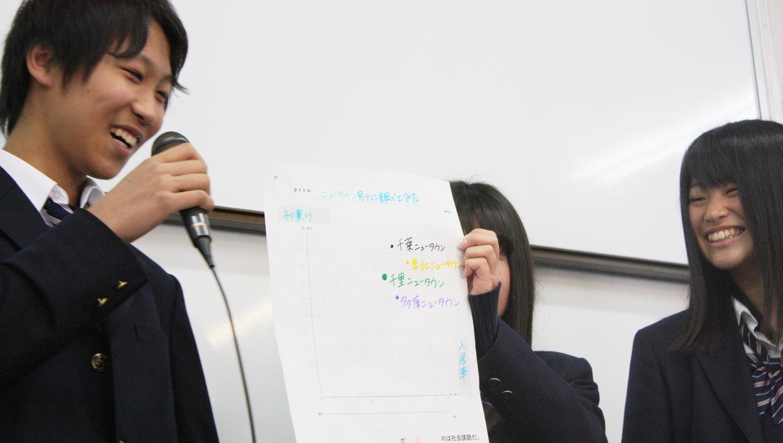 千葉県立白井高校イベントレポート
