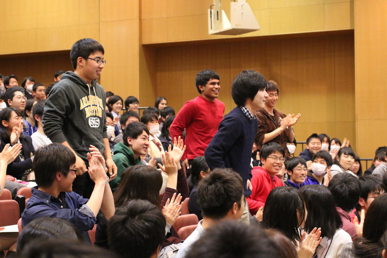 東京都立戸山高校イベントレポート