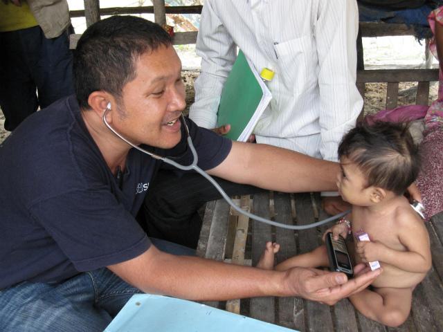 農村で子どもの健康を守る・学校での保健教育の普及を目指して