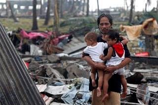 [【寄付が2倍】フィリピン台風支援募金]の画像