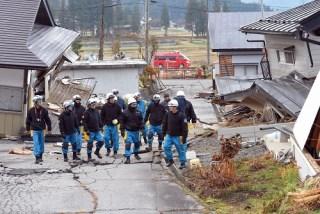 [長野県神城断層地震 緊急募金]の画像