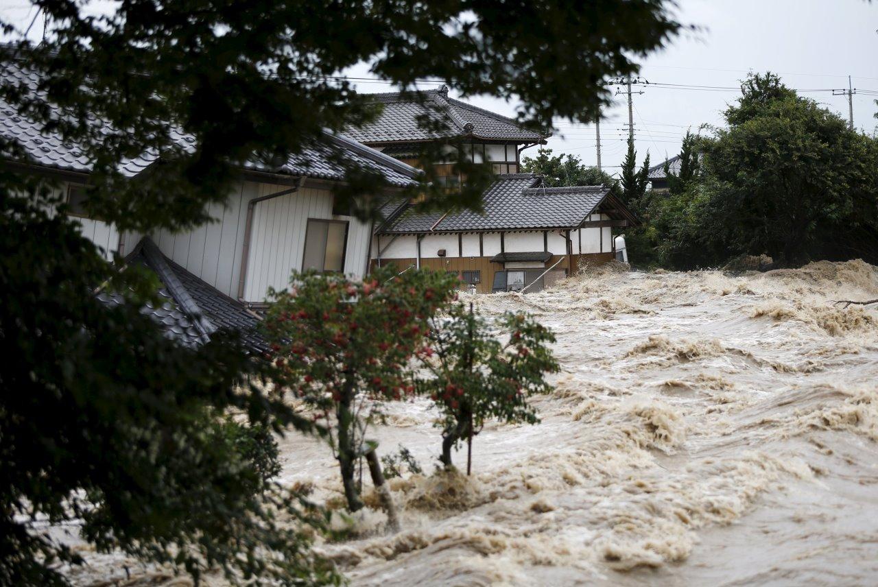 台風18号大雨被害 Yahoo!基金緊急募金 - Yahoo!ネット募金