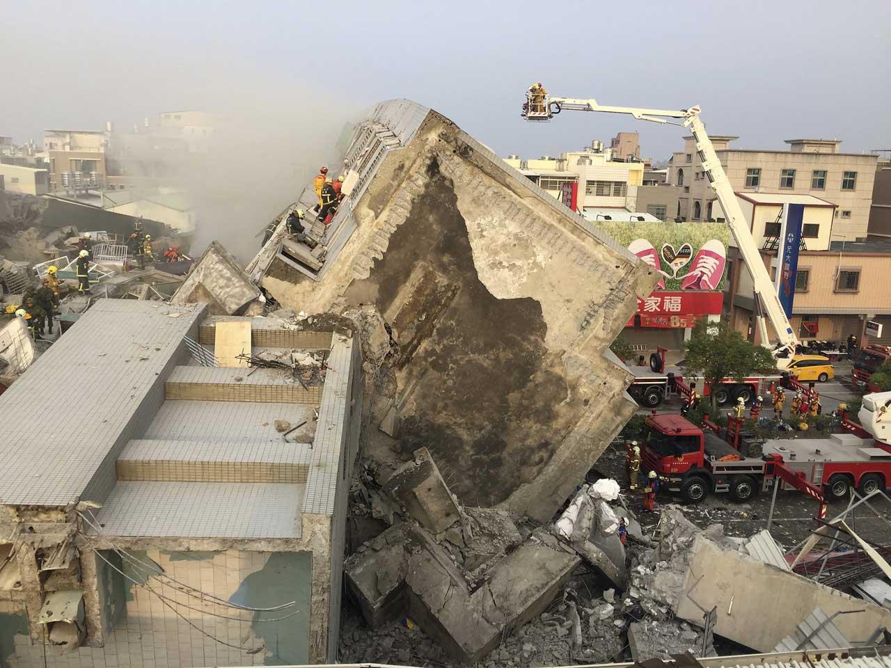 [台湾南部地震緊急支援募金(Yahoo!基金)]の画像