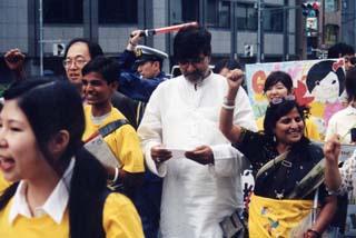 2006年6月世界児童労働反対デーのウォーク