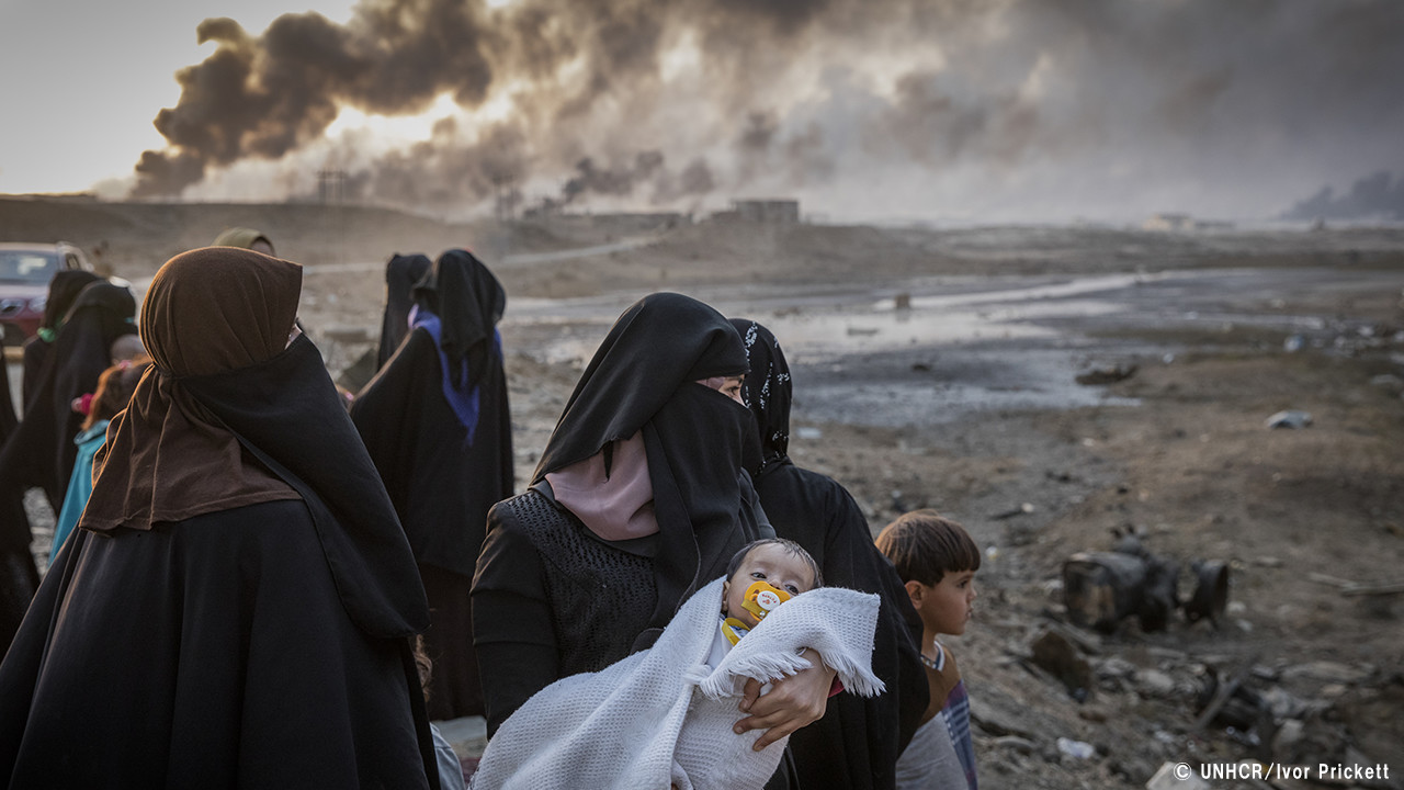 イラク・モスル難民支援募金