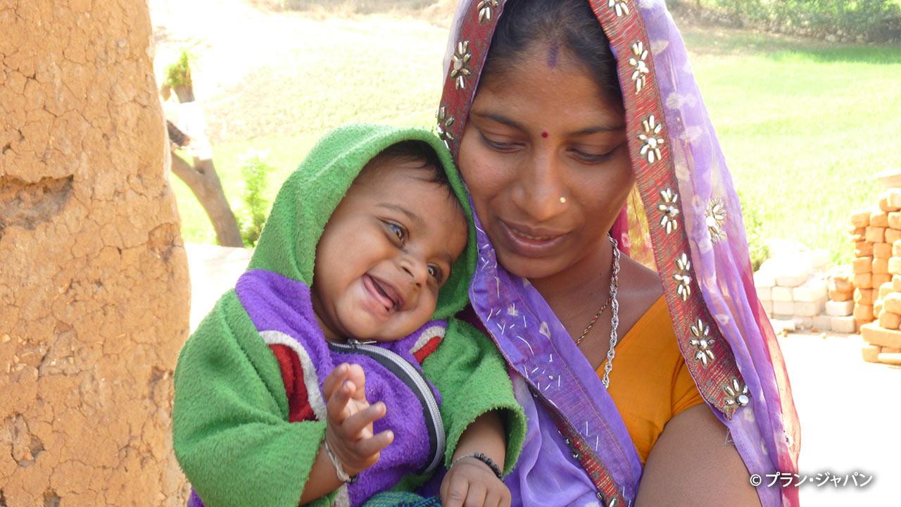 46万人の子どもたちを栄養不良から救う インドの子どもの栄養状態改善プロジェクト募金