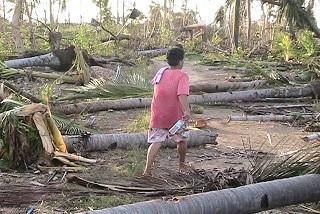 [フィリピン中部台風被害者を救おう募金]の画像