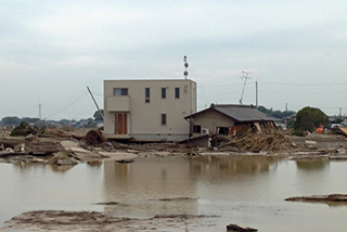 [【台風18号による水害支援】ご協力をお願い致します]の画像