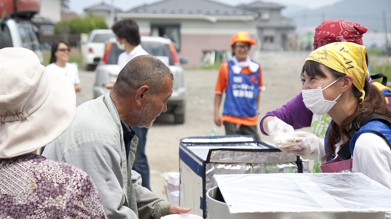 ピースボート災害ボランティアセンター