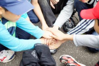 福島の子どもたちにおもいっきり「子どもをやってもらいたい」